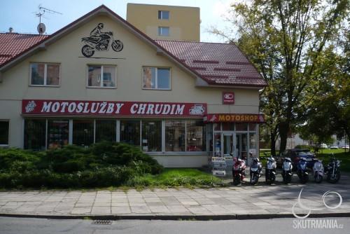 Motoslužby Chrudim s.r.o. - foto 1